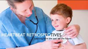 Retrospectives heartbeat child doctor scrum